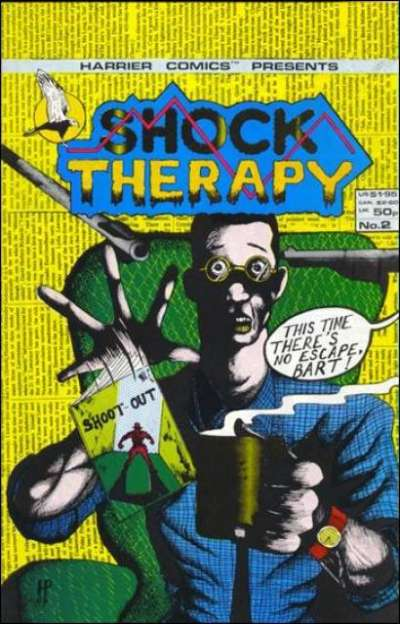 Shock Therapy #2 comic books for sale