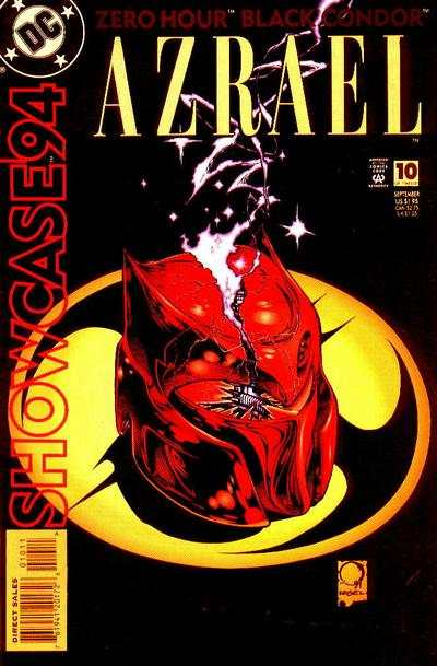 Showcase '94 #10 Comic Books - Covers, Scans, Photos  in Showcase '94 Comic Books - Covers, Scans, Gallery