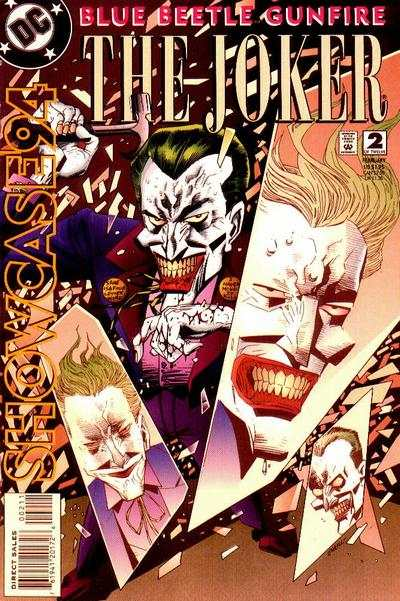 Showcase '94 #2 comic books - cover scans photos Showcase '94 #2 comic books - covers, picture gallery