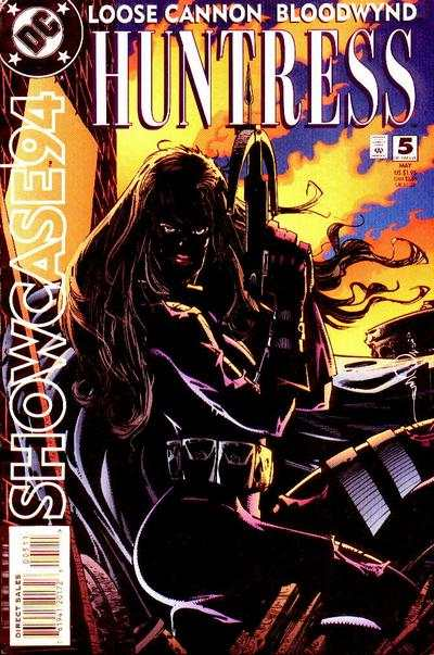 Showcase '94 #5 comic books for sale