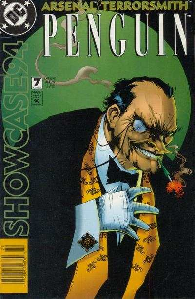 Showcase '94 #7 comic books - cover scans photos Showcase '94 #7 comic books - covers, picture gallery