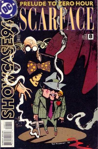 Showcase '94 #8 Comic Books - Covers, Scans, Photos  in Showcase '94 Comic Books - Covers, Scans, Gallery