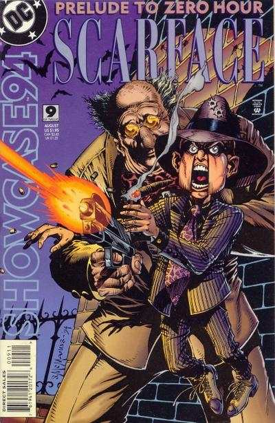 Showcase '94 #9 comic books - cover scans photos Showcase '94 #9 comic books - covers, picture gallery