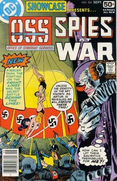 Showcase #104 Comic Books - Covers, Scans, Photos  in Showcase Comic Books - Covers, Scans, Gallery