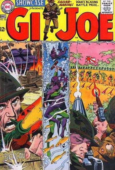 Showcase #53 Comic Books - Covers, Scans, Photos  in Showcase Comic Books - Covers, Scans, Gallery