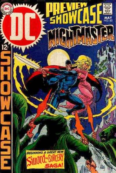 Showcase #82 Comic Books - Covers, Scans, Photos  in Showcase Comic Books - Covers, Scans, Gallery