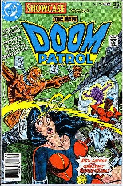 Showcase #95 Comic Books - Covers, Scans, Photos  in Showcase Comic Books - Covers, Scans, Gallery