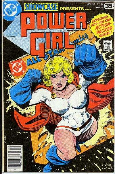 Showcase #97 comic books - cover scans photos Showcase #97 comic books - covers, picture gallery