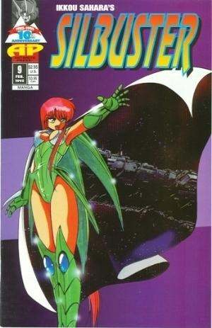 Silbuster #9 comic books for sale