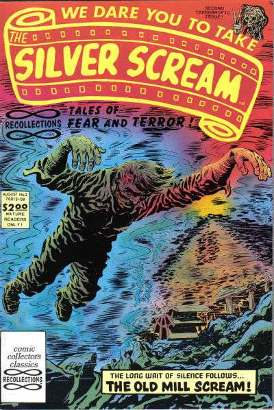 Silver Scream #2 comic books for sale