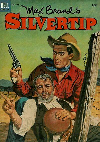 Silvertip #2 Comic Books - Covers, Scans, Photos  in Silvertip Comic Books - Covers, Scans, Gallery