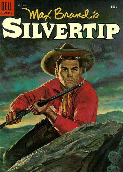 Silvertip #3 comic books for sale