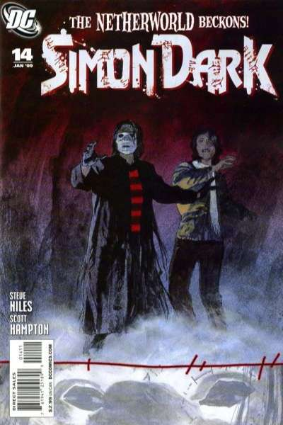 Simon Dark #14 comic books for sale
