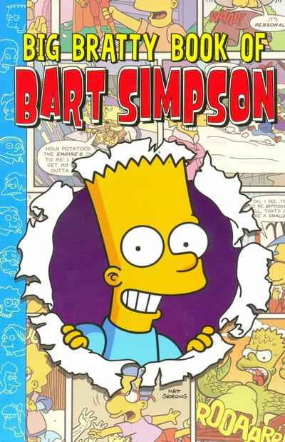 Simpsons Comics presents Bart Simpson #1 comic books - cover scans photos Simpsons Comics presents Bart Simpson #1 comic books - covers, picture gallery