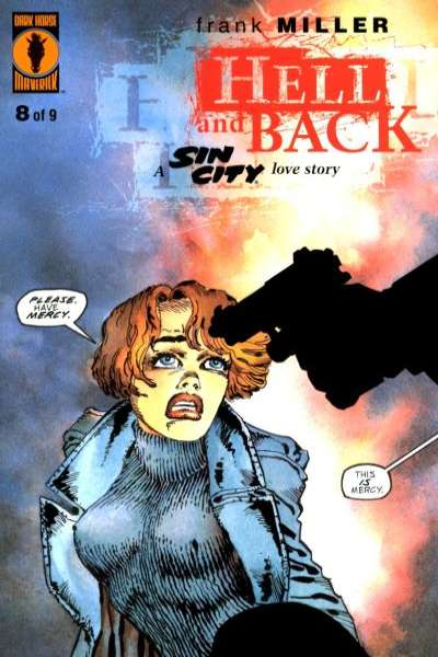Sin City: Hell and Back #8 comic books for sale