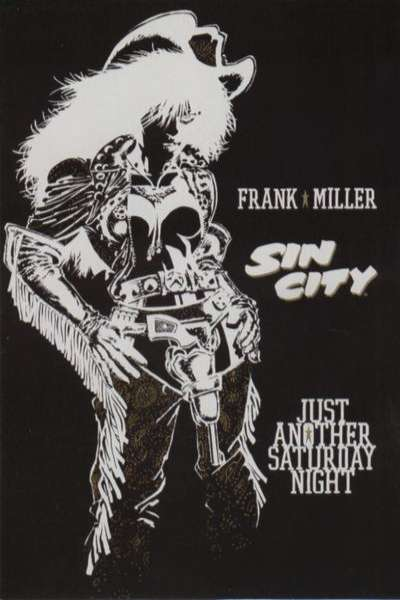 Sin City: Just Another Saturday Night comic books