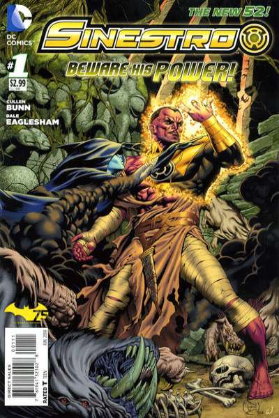 Sinestro Comic Books. Sinestro Comics.