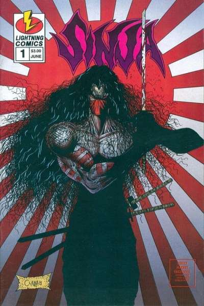 Sinja: Deadly Sins #1 Comic Books - Covers, Scans, Photos  in Sinja: Deadly Sins Comic Books - Covers, Scans, Gallery