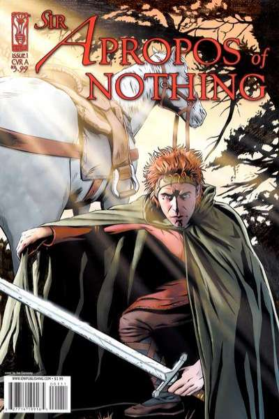 Sir Apropos of Nothing #1 Comic Books - Covers, Scans, Photos  in Sir Apropos of Nothing Comic Books - Covers, Scans, Gallery
