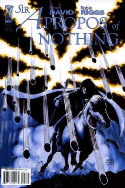 Sir Apropos of Nothing #2 Comic Books - Covers, Scans, Photos  in Sir Apropos of Nothing Comic Books - Covers, Scans, Gallery