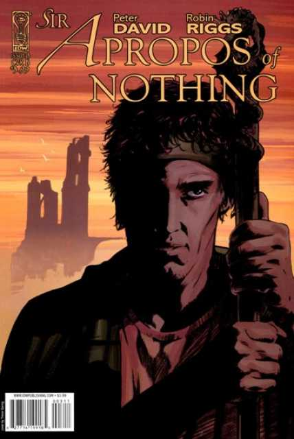 Sir Apropos of Nothing #3 Comic Books - Covers, Scans, Photos  in Sir Apropos of Nothing Comic Books - Covers, Scans, Gallery