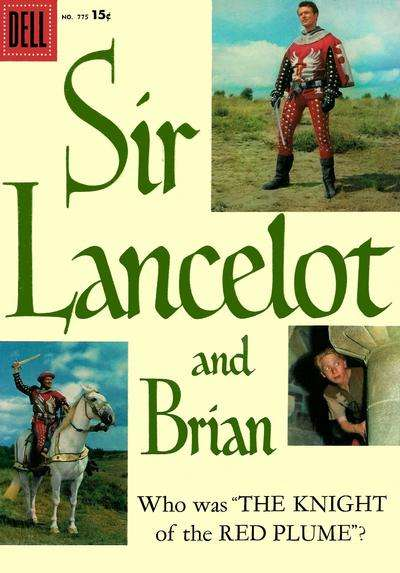 Sir Lancelot #2 Comic Books - Covers, Scans, Photos  in Sir Lancelot Comic Books - Covers, Scans, Gallery