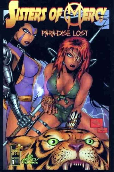 Sisters of Mercy: Paradise Lost comic books