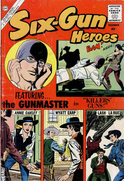 Six-Gun Heroes #60 Comic Books - Covers, Scans, Photos  in Six-Gun Heroes Comic Books - Covers, Scans, Gallery