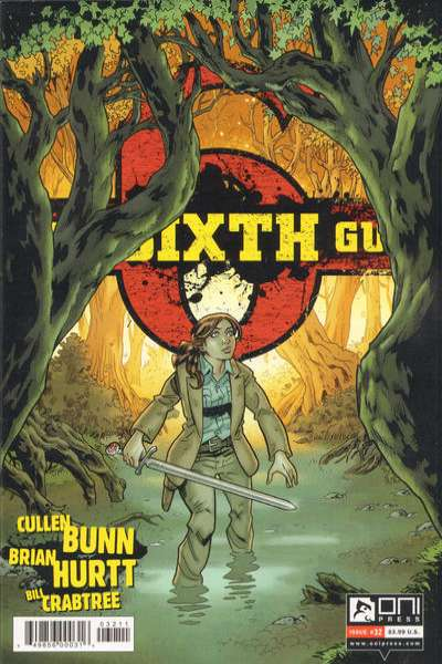 Sixth Gun #32 comic books for sale