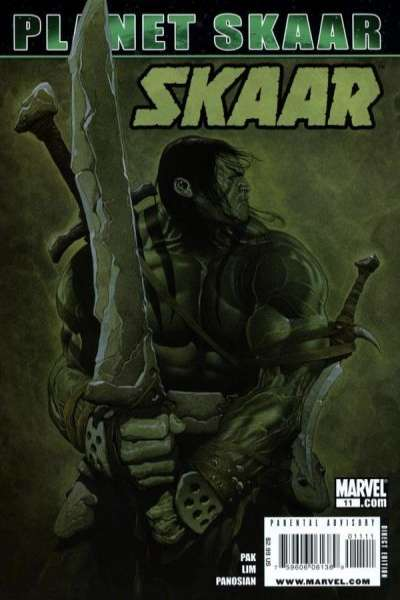 Skaar: Son of Hulk #11 comic books - cover scans photos Skaar: Son of Hulk #11 comic books - covers, picture gallery