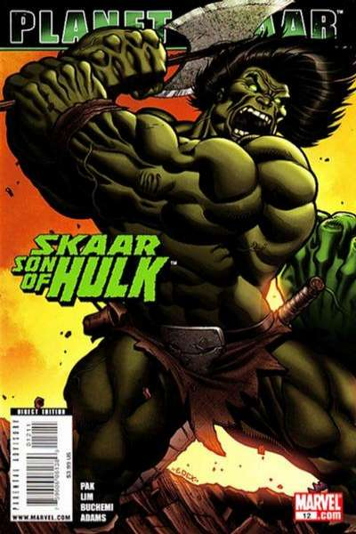Skaar: Son of Hulk #12 Comic Books - Covers, Scans, Photos  in Skaar: Son of Hulk Comic Books - Covers, Scans, Gallery