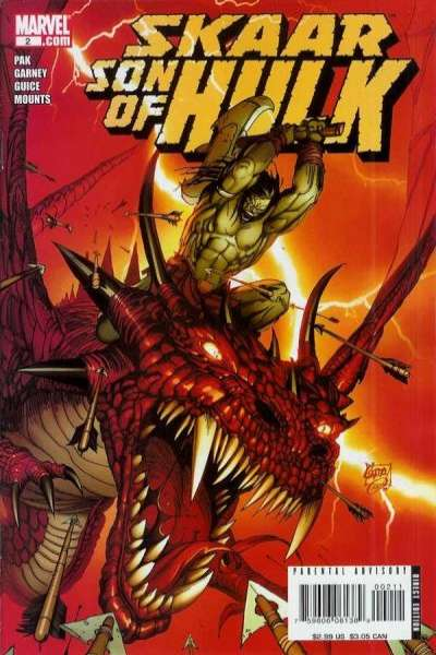 Skaar: Son of Hulk #2 Comic Books - Covers, Scans, Photos  in Skaar: Son of Hulk Comic Books - Covers, Scans, Gallery