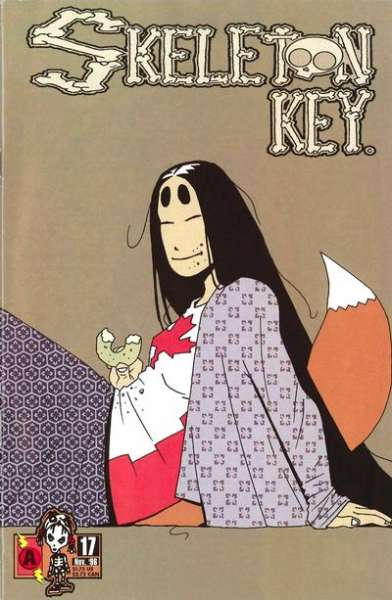 Skeleton Key #17 comic books for sale