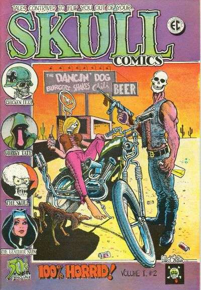 Skull #2 comic books for sale