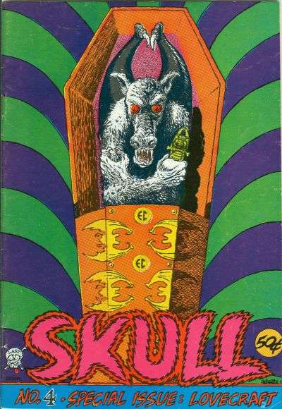 Skull #4 comic books for sale
