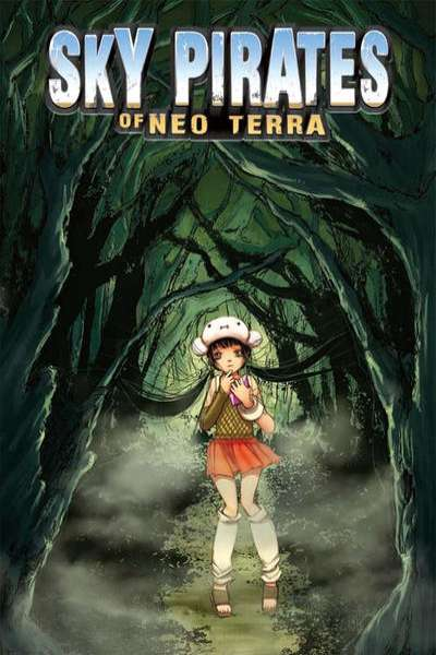 Sky Pirates of Neo Terra #4 comic books for sale
