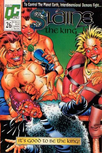 Slaine: The Berserker #26 Comic Books - Covers, Scans, Photos  in Slaine: The Berserker Comic Books - Covers, Scans, Gallery