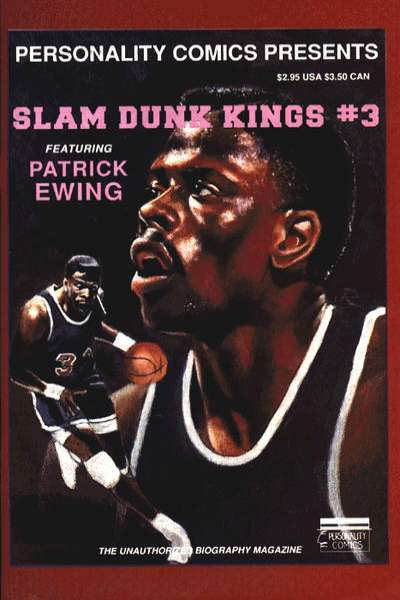 Slam Dunk Kings #3 Comic Books - Covers, Scans, Photos  in Slam Dunk Kings Comic Books - Covers, Scans, Gallery