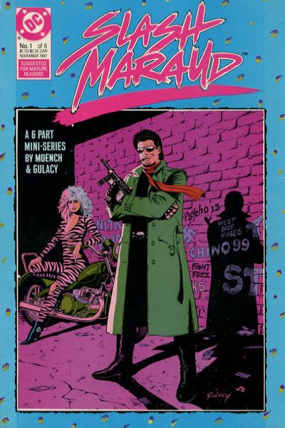 Slash Maraud #1 comic books for sale