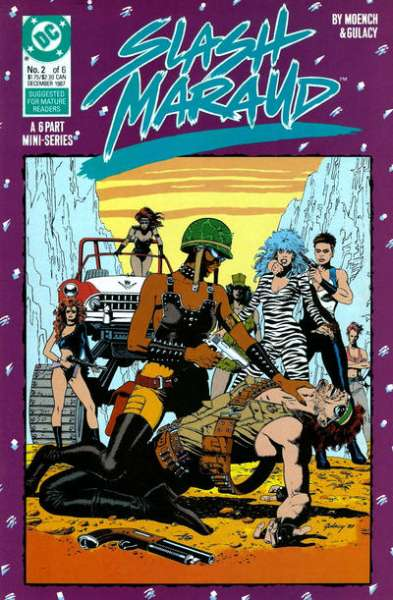 Slash Maraud #2 comic books for sale