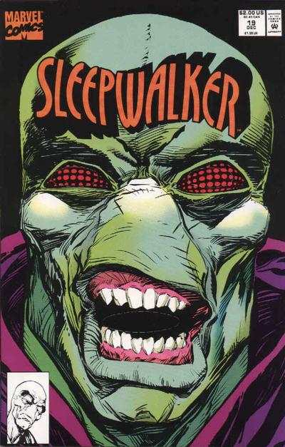 Sleepwalker #19 comic books - cover scans photos Sleepwalker #19 comic books - covers, picture gallery