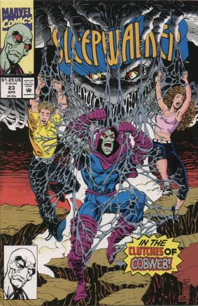 Sleepwalker #23 Comic Books - Covers, Scans, Photos  in Sleepwalker Comic Books - Covers, Scans, Gallery