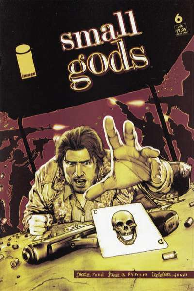 Small Gods #6 comic books for sale