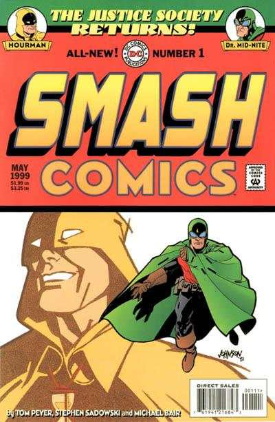 Smash Comics #1 comic books - cover scans photos Smash Comics #1 comic books - covers, picture gallery