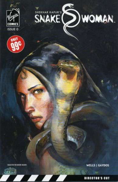 Snake Woman #0 comic books for sale