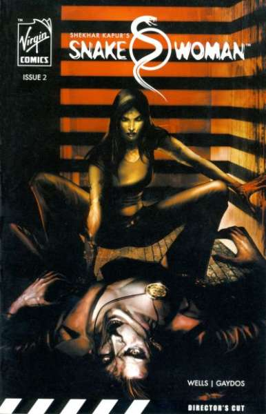 Snake Woman #2 Comic Books - Covers, Scans, Photos  in Snake Woman Comic Books - Covers, Scans, Gallery