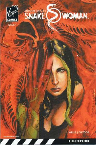 Snake Woman #4 Comic Books - Covers, Scans, Photos  in Snake Woman Comic Books - Covers, Scans, Gallery