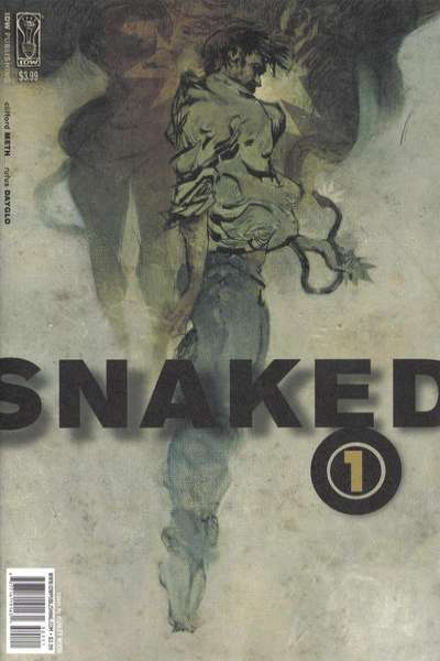 Snaked #1 comic books - cover scans photos Snaked #1 comic books - covers, picture gallery