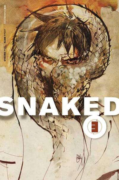 Snaked #3 Comic Books - Covers, Scans, Photos  in Snaked Comic Books - Covers, Scans, Gallery