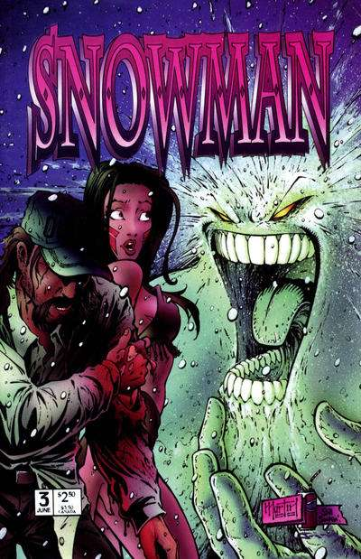 Snowman #3 comic books for sale
